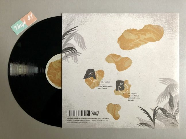 Wun Two x Hubert Daviz - vapowavez (Vinyl) 1