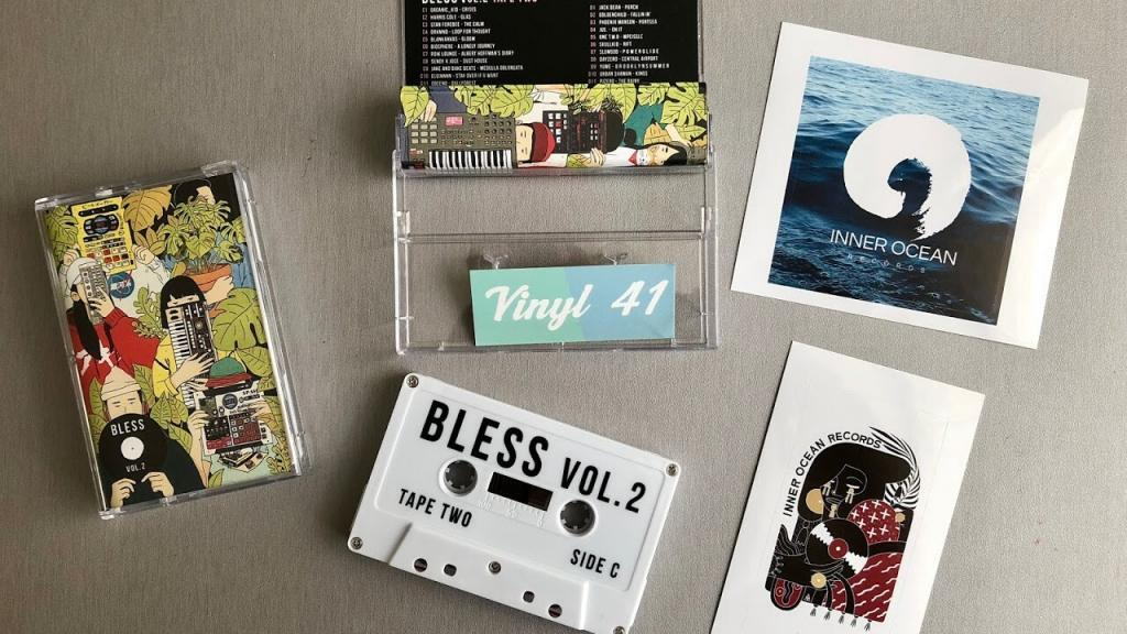 BLESS Vol. 2 (Inner Ocean Records)