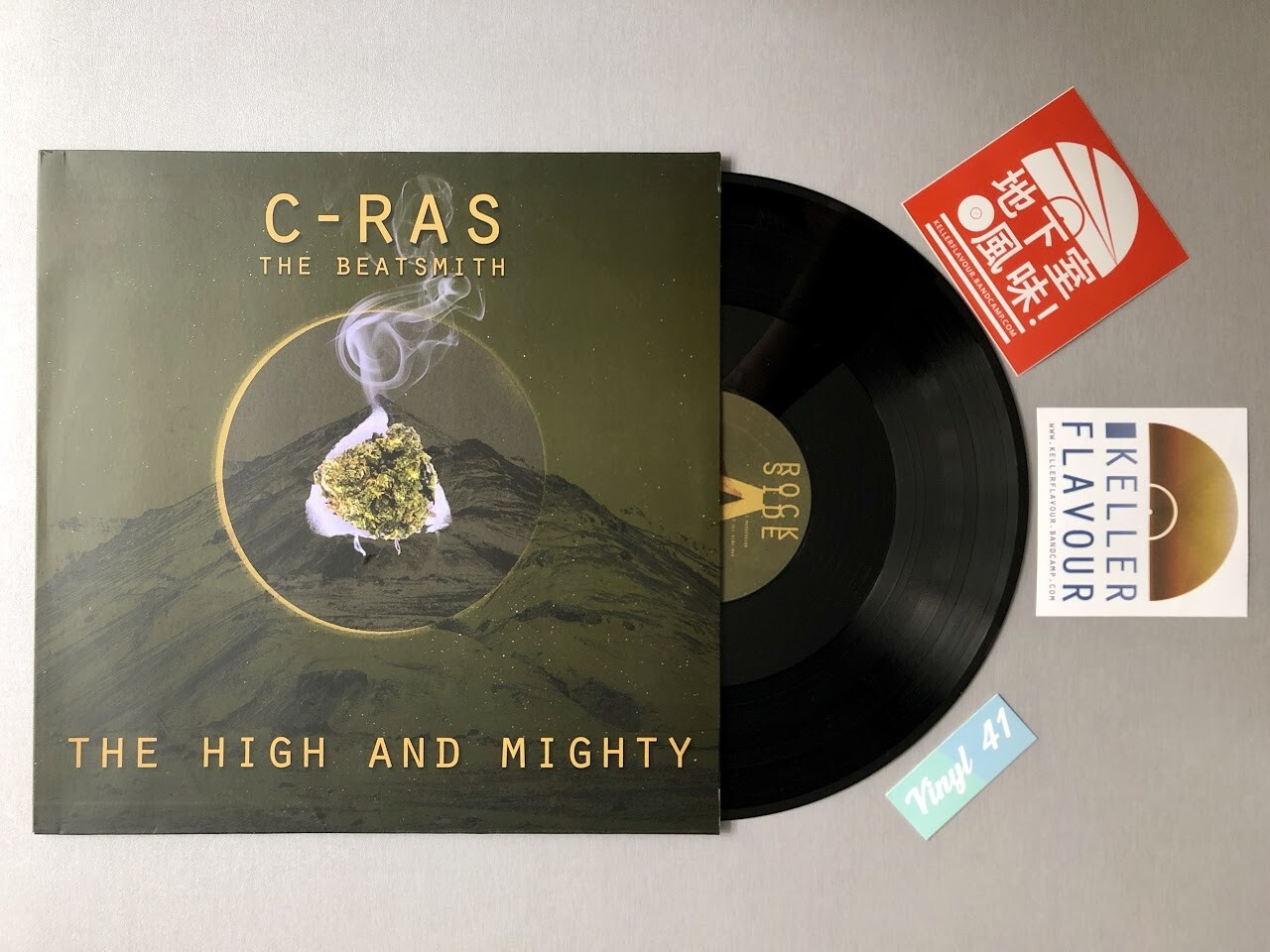 C-Ras the Beatsmith - The High & Mighty