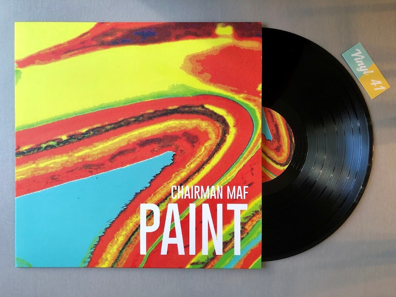 Chairman Maf - PAINT