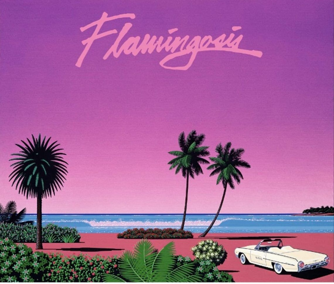 Flamingosis - Flight Fantastic