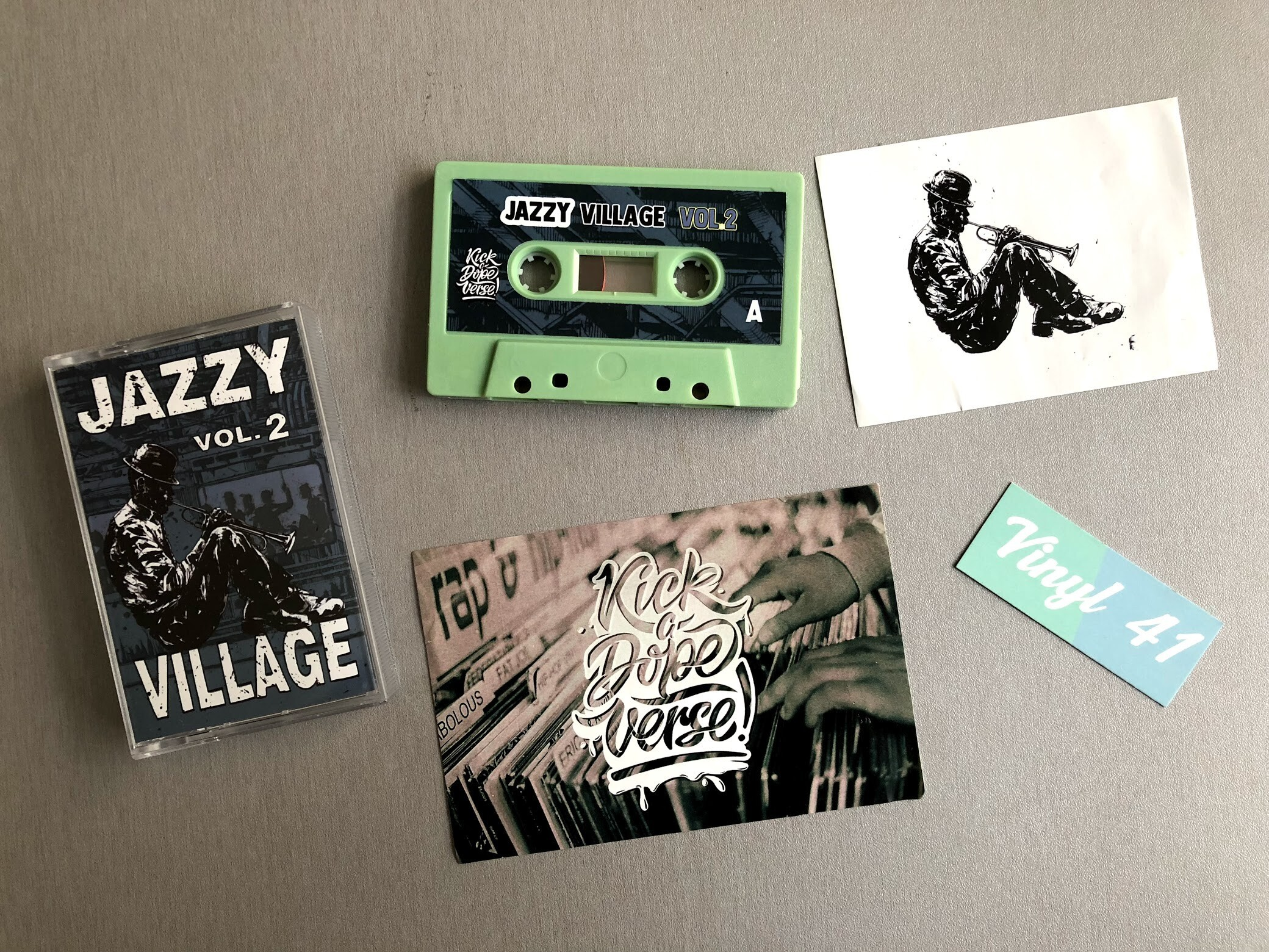Jazzy Village Vol. 2 (KADV)