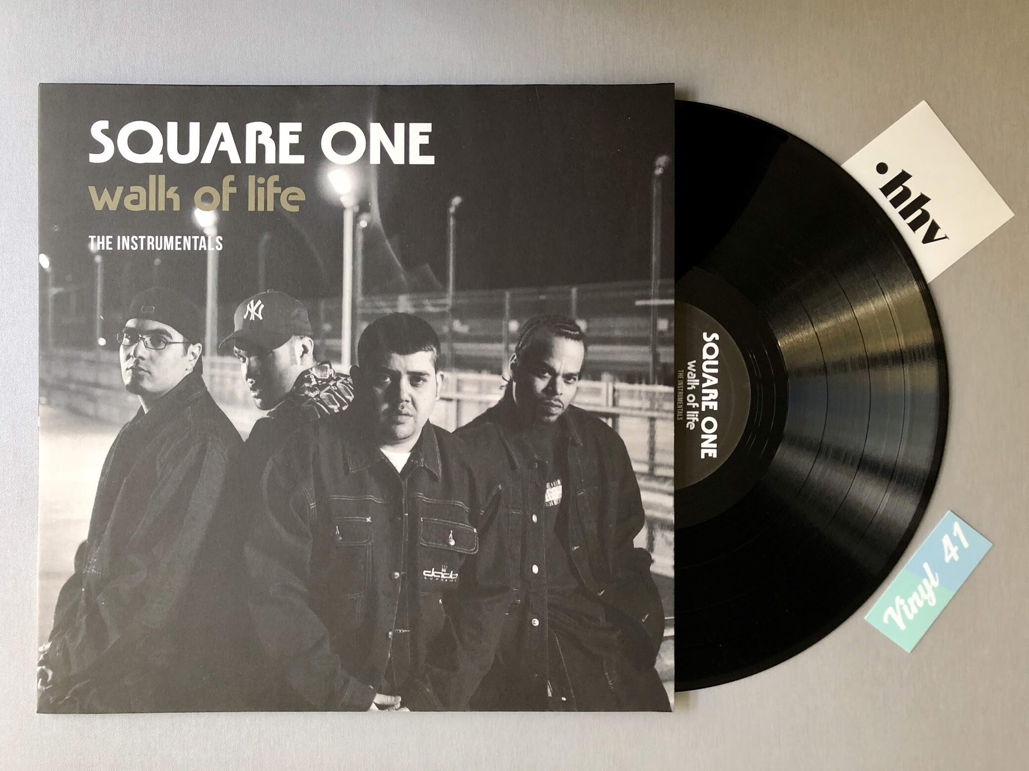 Square One - Walk Of Life Instrumentals