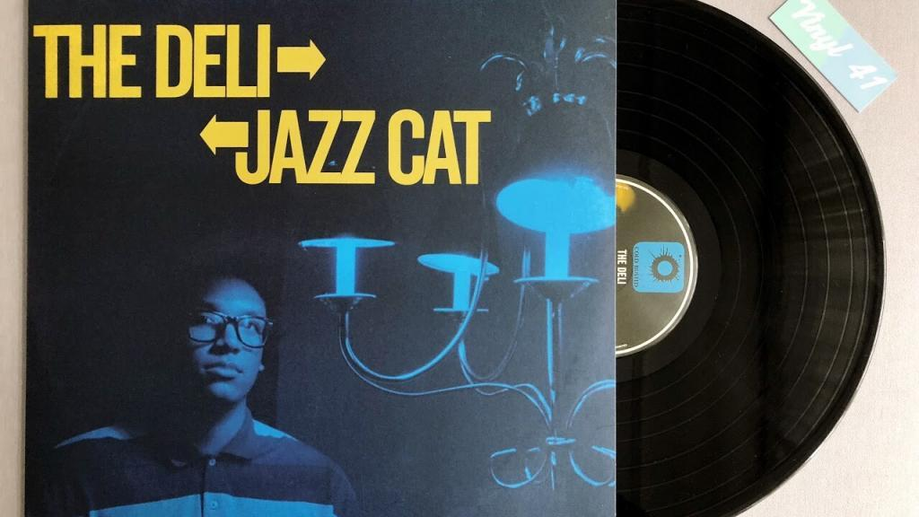 The Deli - Jazz Cat (Cold Busted)