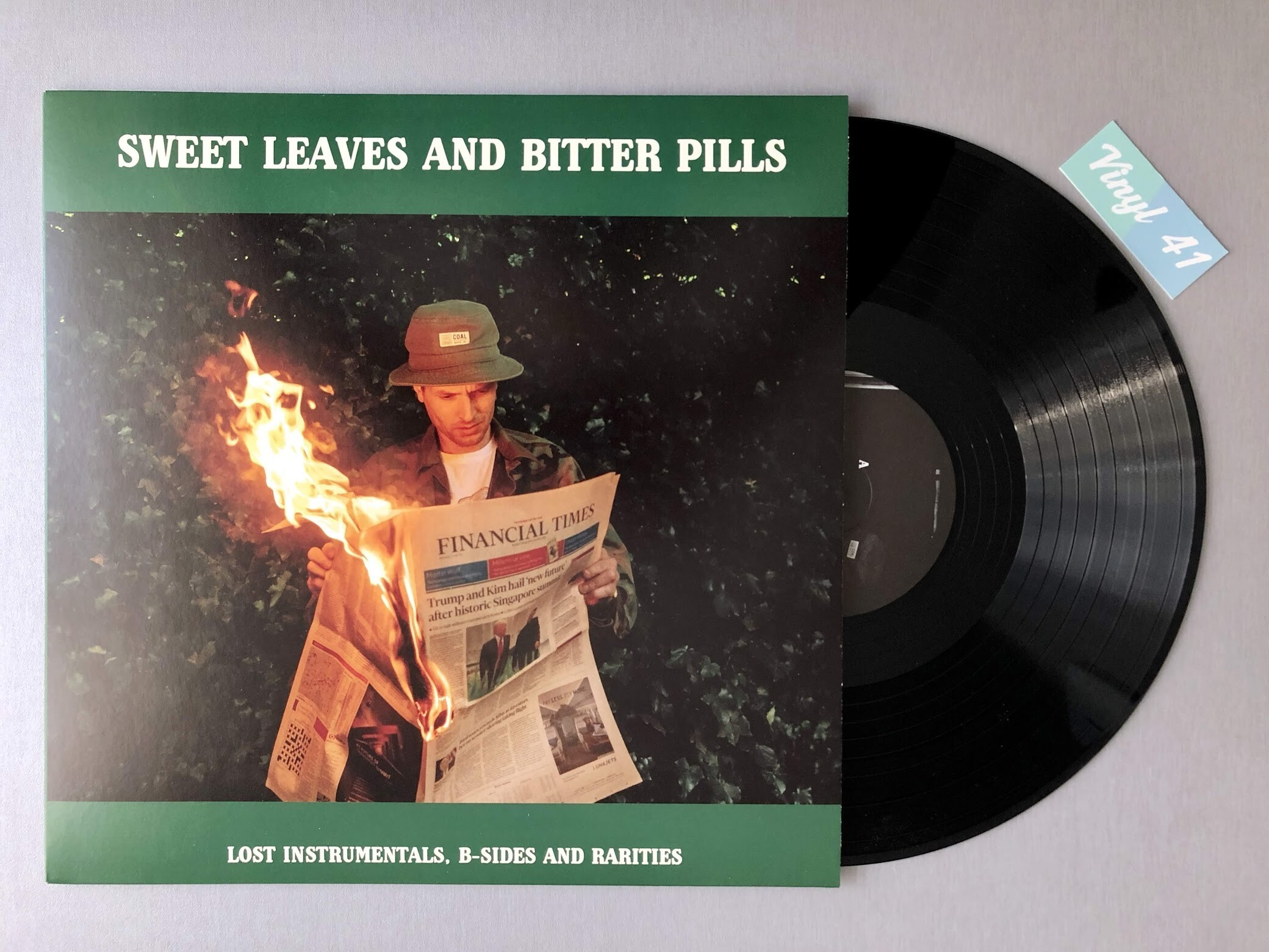 Twit One - Sweet Leaves And Bitter Pills