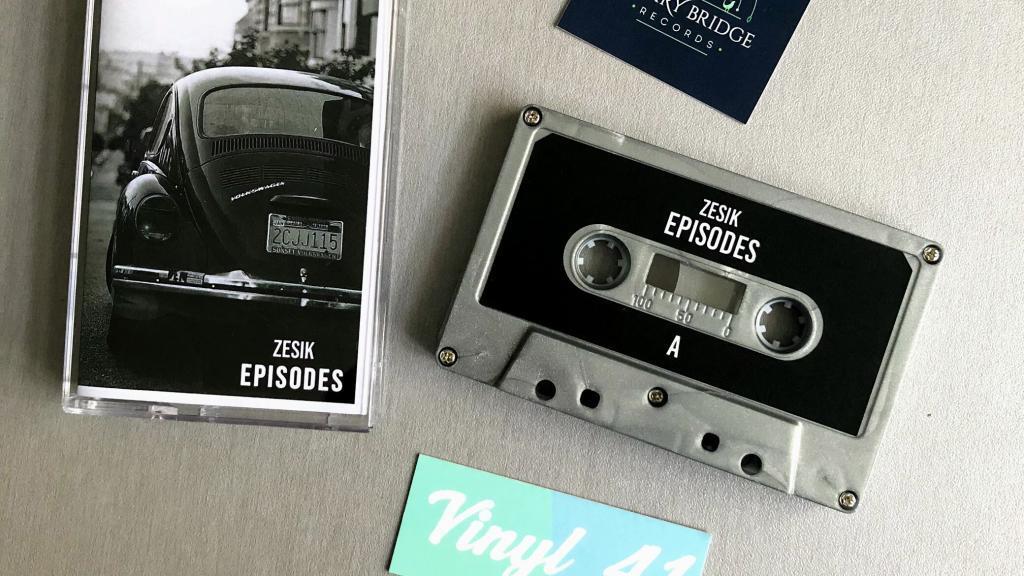 Zesik - Episodes (Aviary Bridge Records)