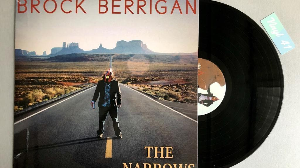 Brock Berrigan - The Narrows