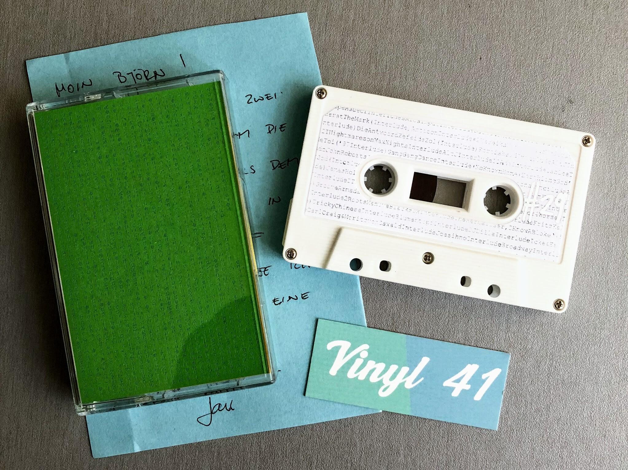 Jan Hertz - A Mixtape Made of Interludes
