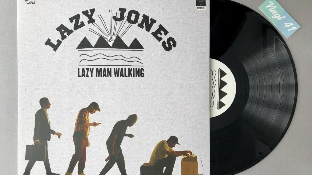 Lazy Jones - Lazy Man Walking