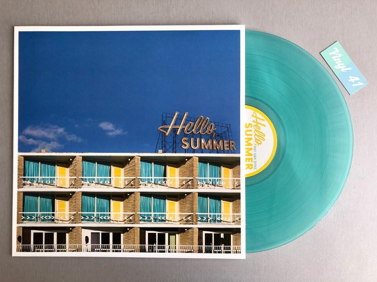 Pat Van Dyke - Hello, Summer