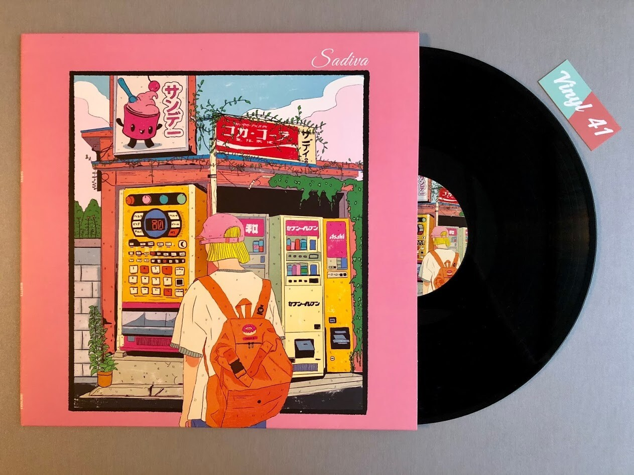 Sadiva - Minutes (Inner Ocean Records)