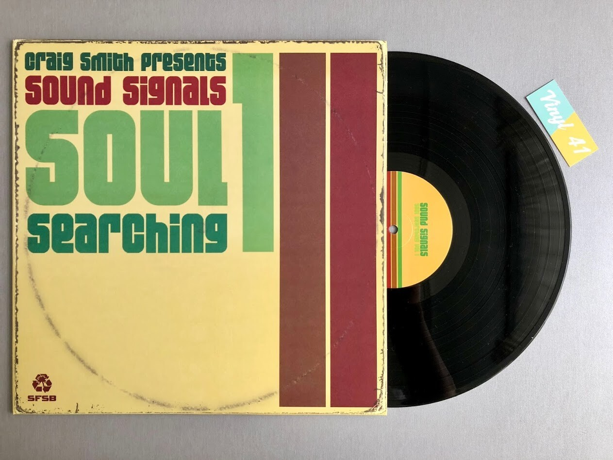 Craig Smith Presents Sound Signals ‎– Soul Searching Vol 1