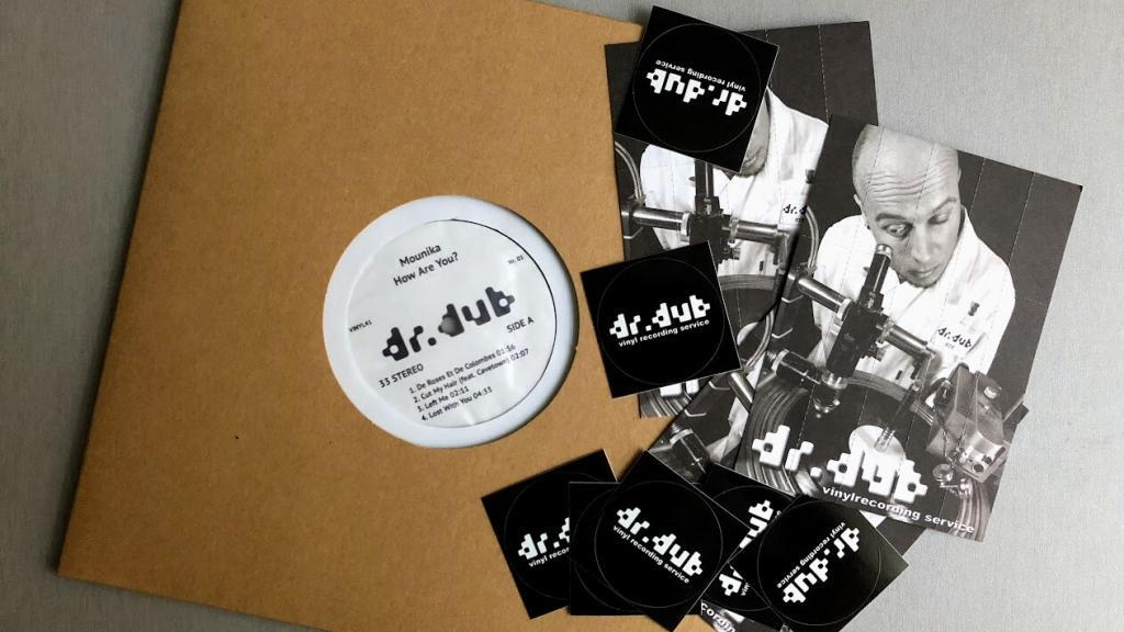 DR.DUB Vinyl Recording Service