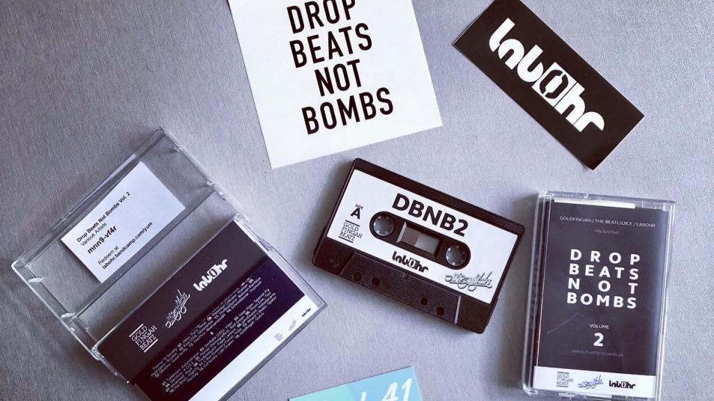 Drop Beats Not Bombs Vol. 2