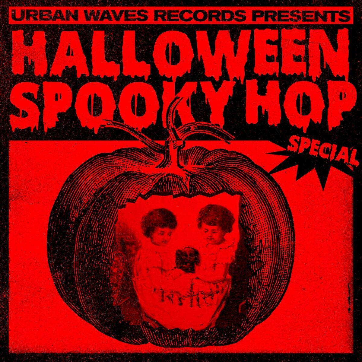 Halloween Spooky Hop Special
