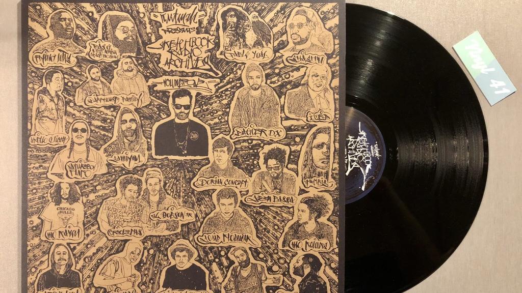 KUTMAH presents: Sketchbook Radio Archives, Vol 1