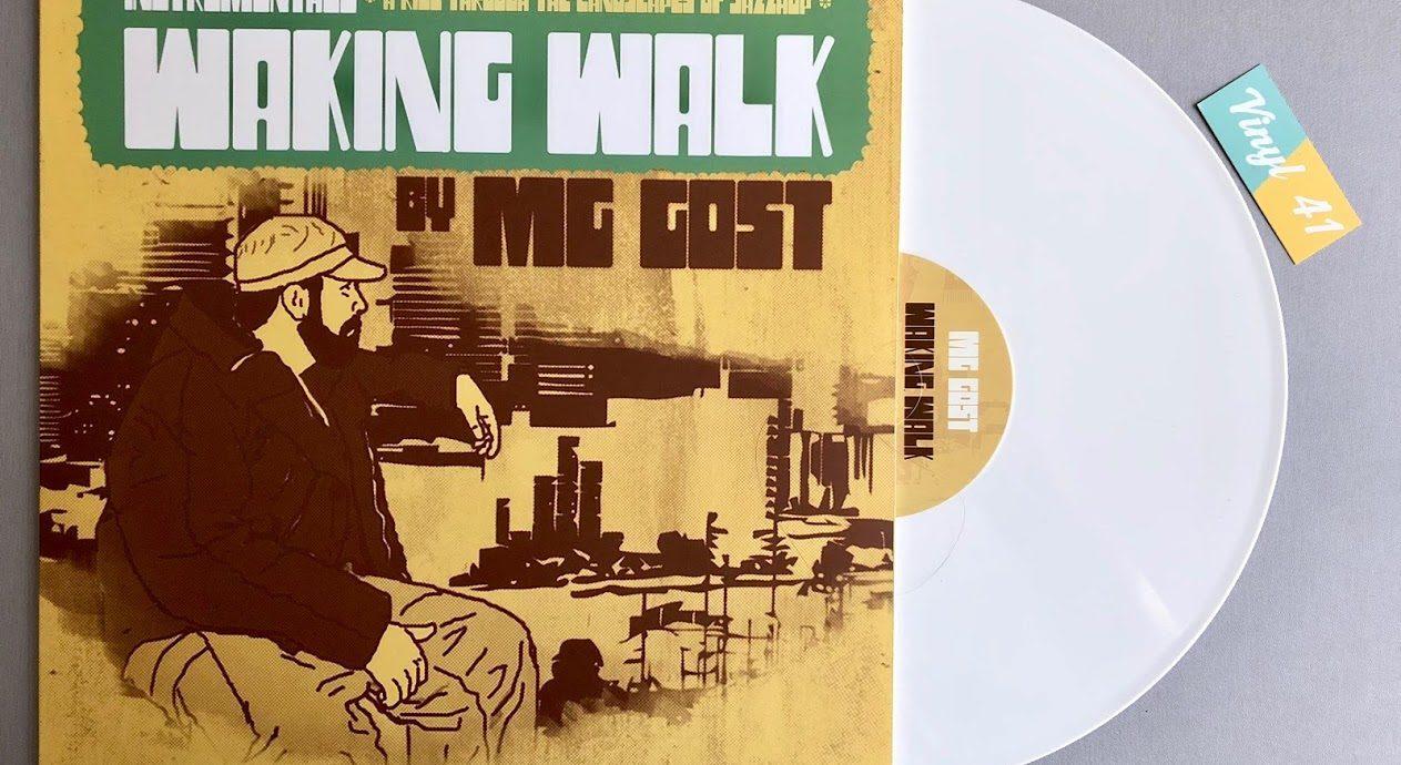 MG Gost - Waking Walk (Instrumentals)