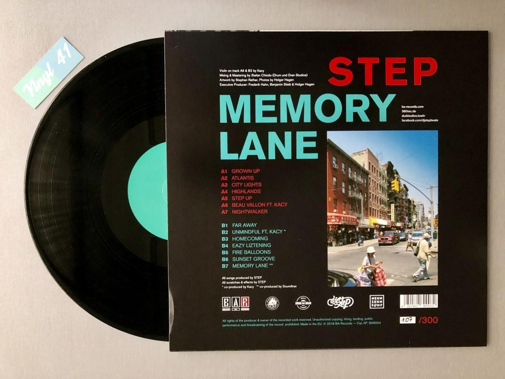 step-memory-lane