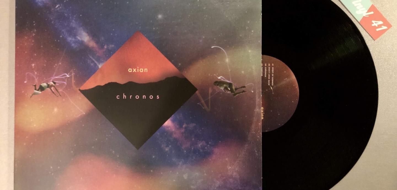 Axian - Chronos (Inner Ocean Records)