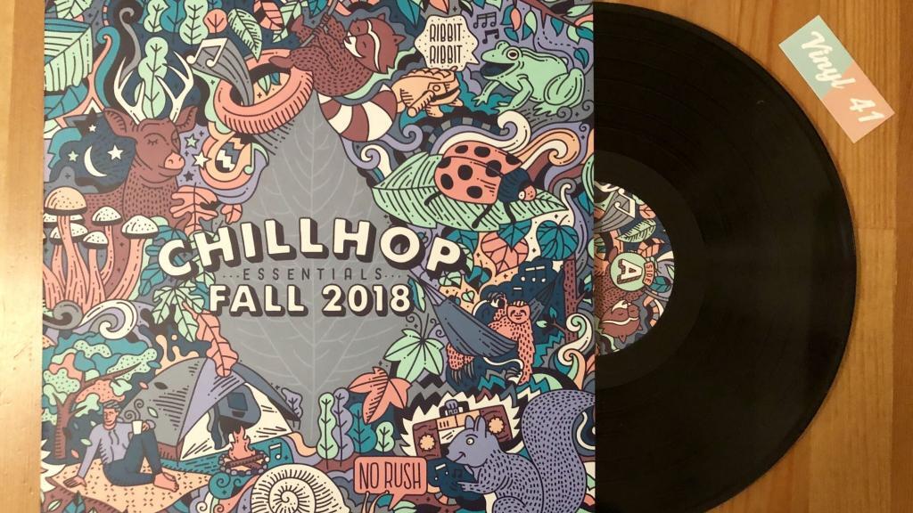 Chillhop Essentials - Fall 2018