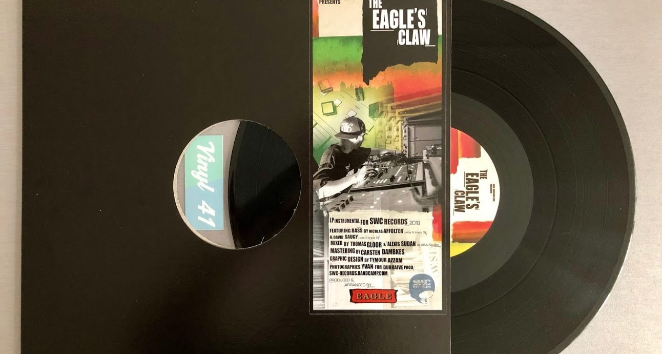 Eagle - The Eagle's Claw