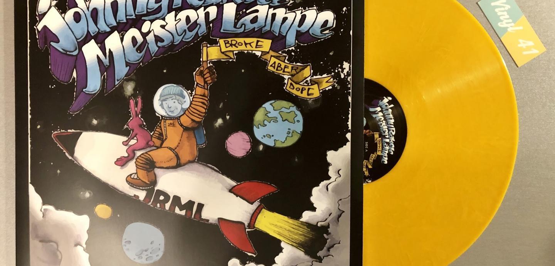 Johnny Rakete x Meister Lampe