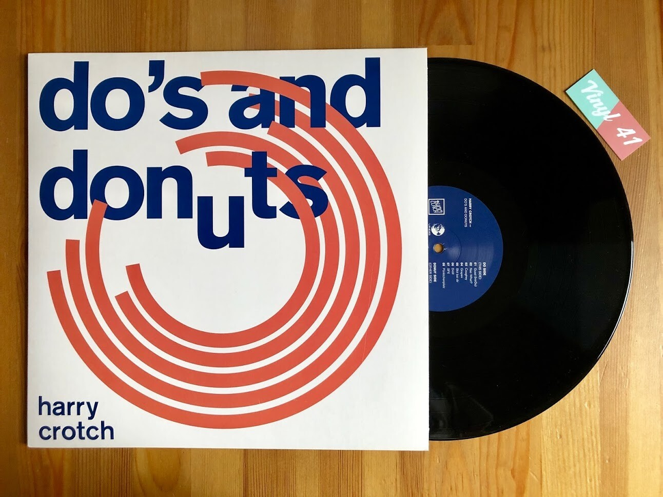 Harry Crotch - Do's and Donuts