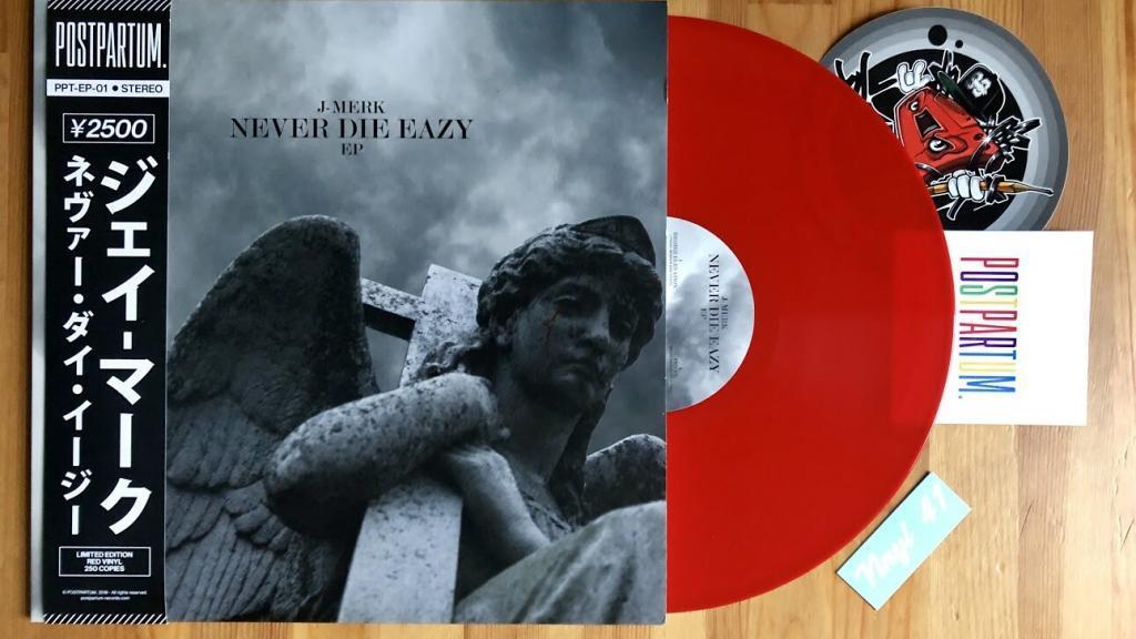 J-Merk - Never Die Eazy - POSTPARTUM