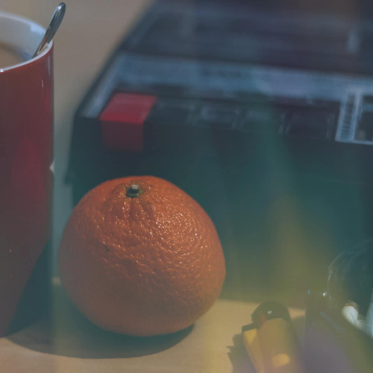 Alejandro x Limido - Coffee & Mandarines