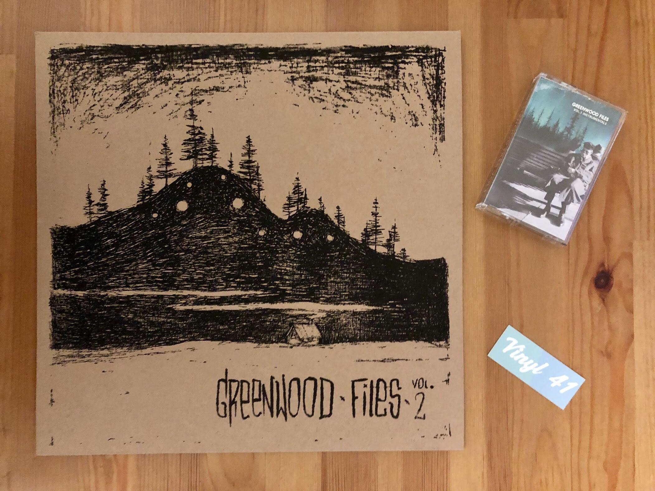 Greenwood Files Vol. 1 und 2