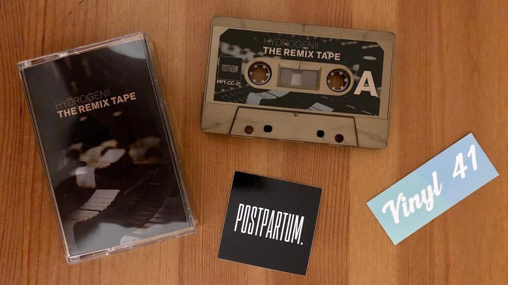 Hydrogenii - The Remix Tape