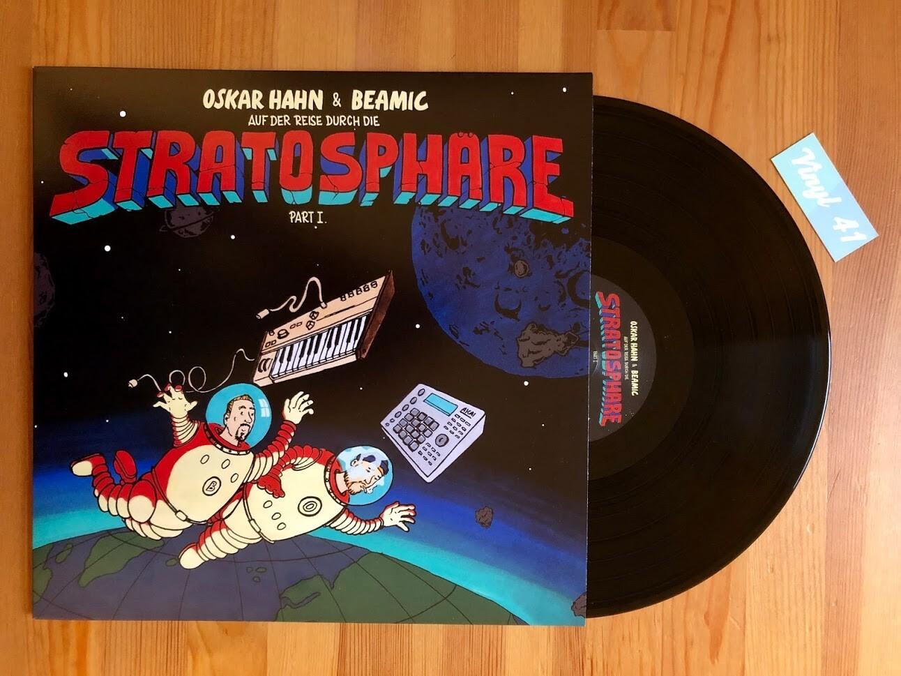 Oskar Hahn x Beamic - Stratosphäre I