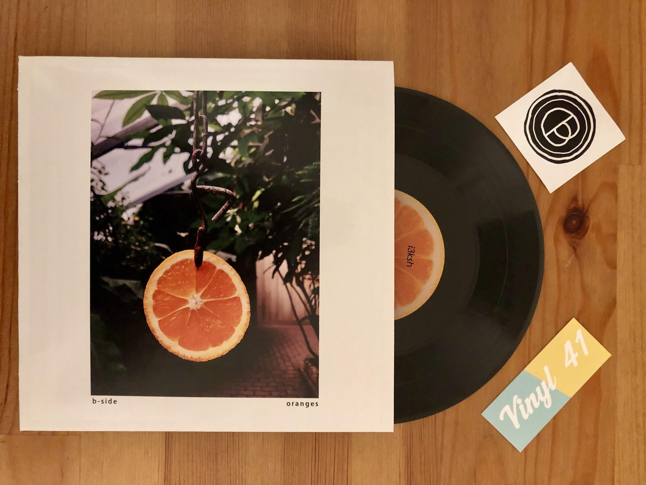 B-Side - Oranges