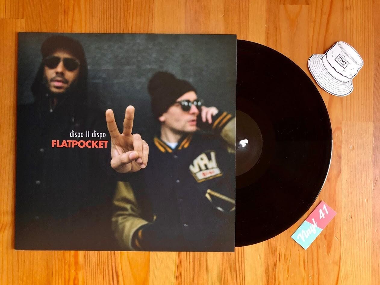 Flatpocket - Dispo II Dispo
