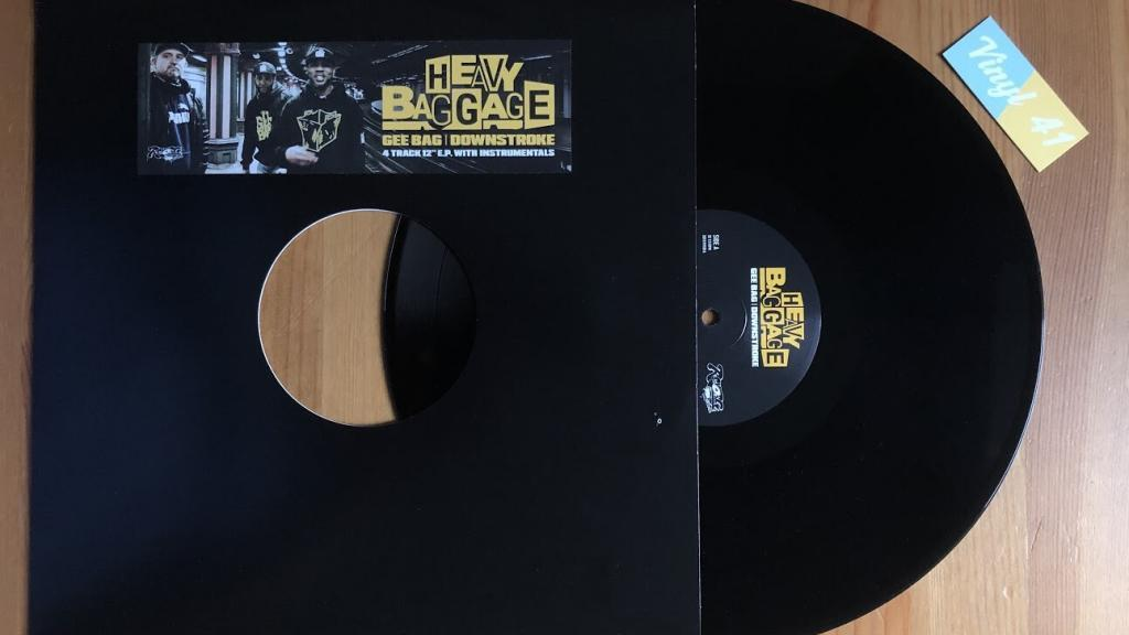 Gee Bag x Downstroke - Heavy Baggage