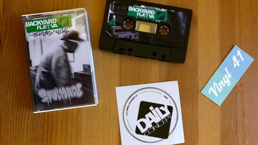 Soulmade - Backyard Flava Tape Vol. 1