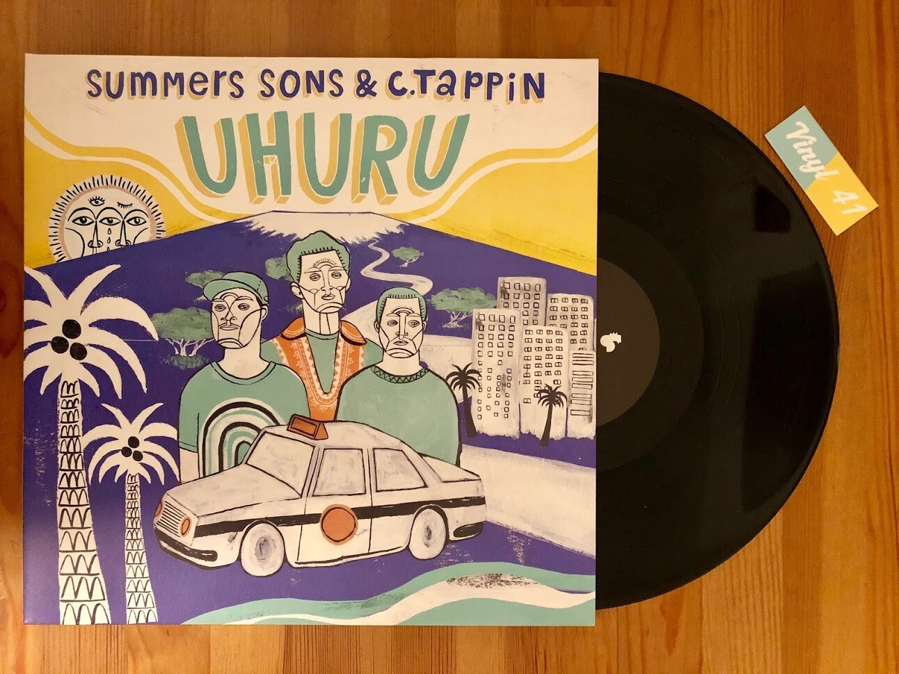 Summers Sons x C.Tappin - Uhuru