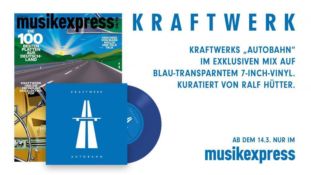 KRAFTWERK - Autobahn im MUSIKEXPRESS