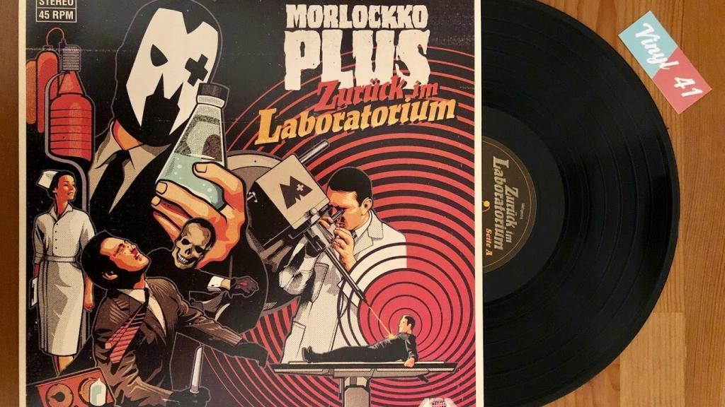 Morlockko Plus - Zurück Im Laboratorium
