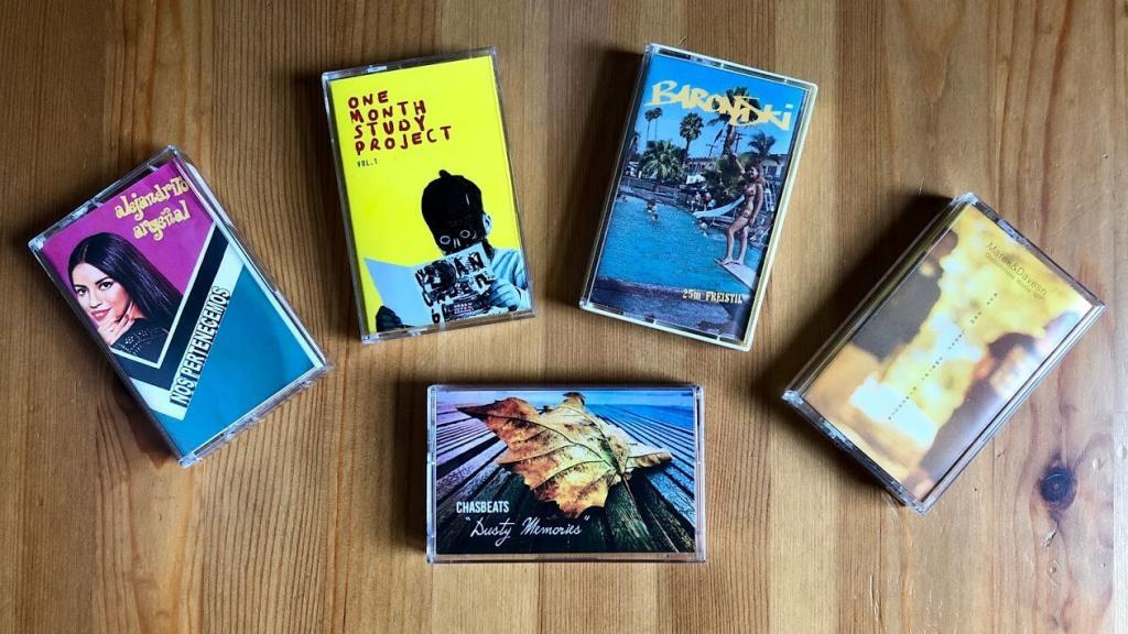 Tapes 01-03 2019