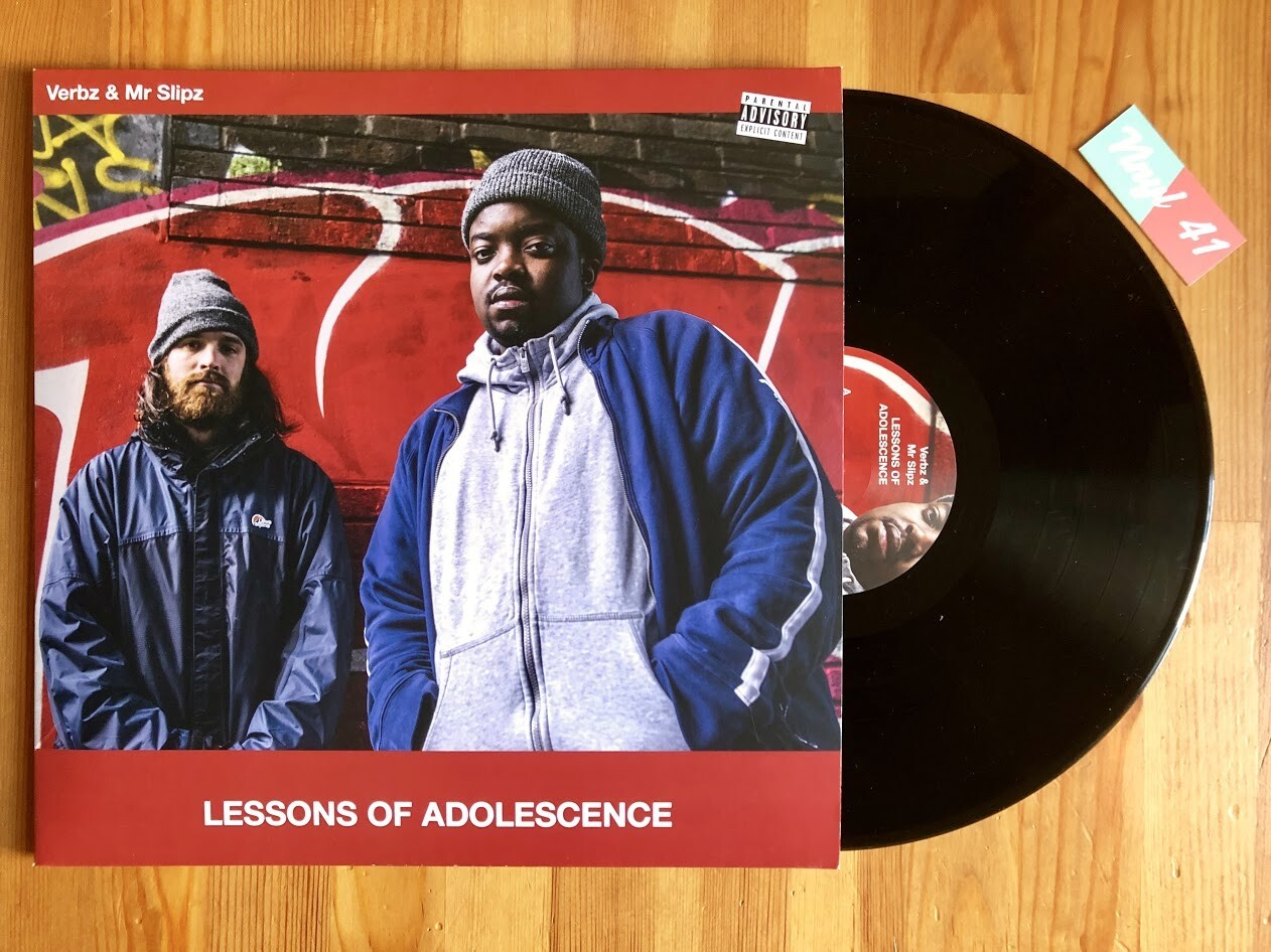 Verbz x Mr Slipz - Lessons Of Adolescence