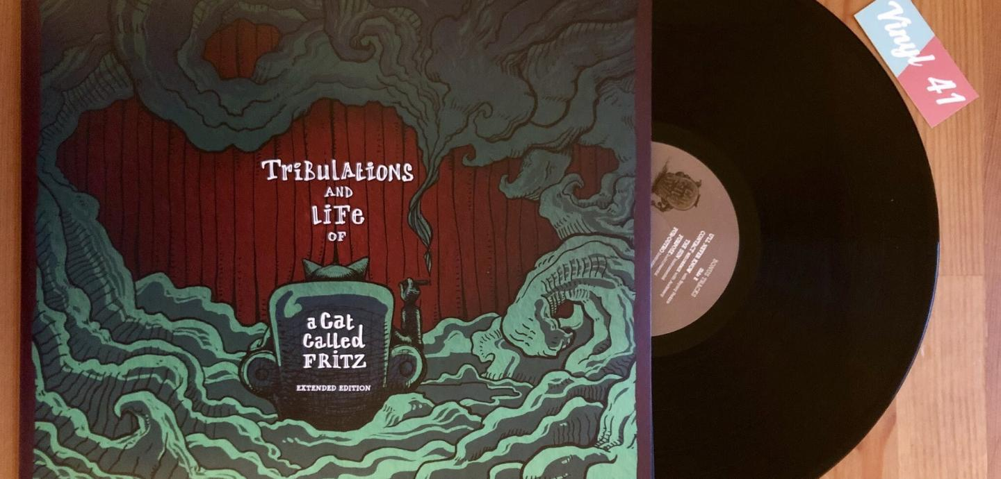 a Cat Called FRITZ - TRIBULATIONS & LIFE OF - Extended Edition
