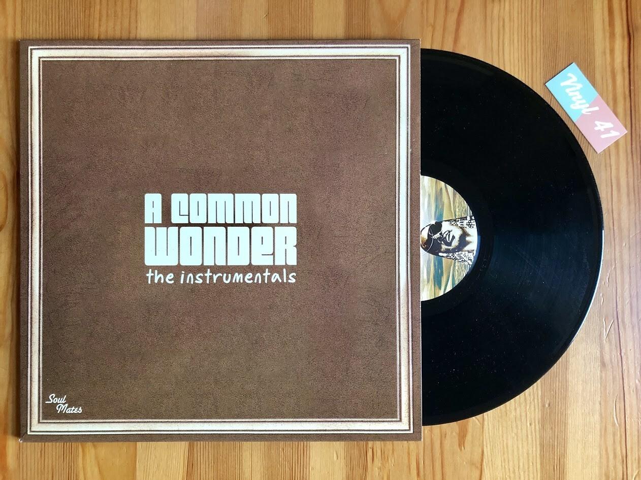Amerigo Gazaway - A Common Wonder Instrumentals