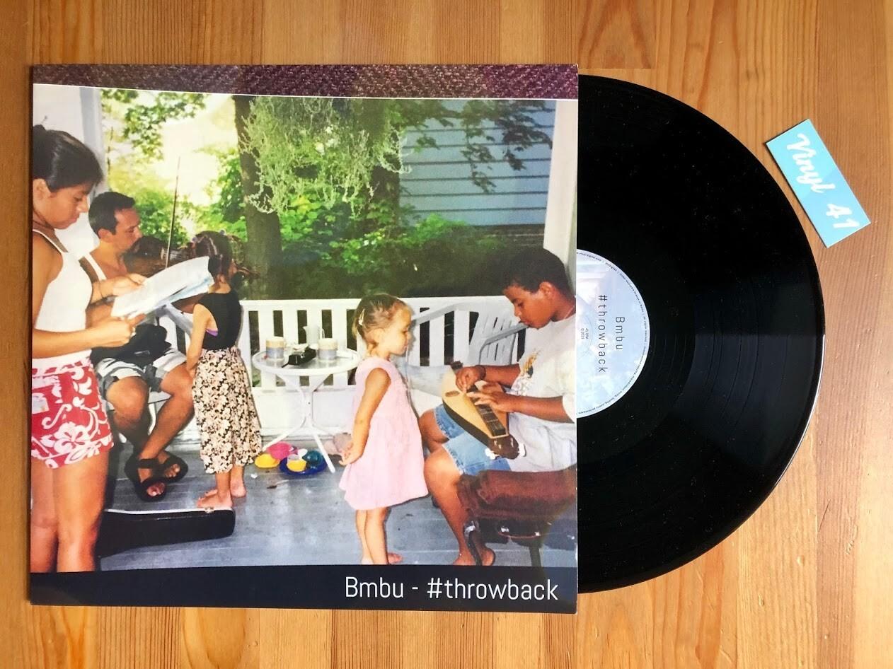 Bmbu - #throwback - Vinyl Digital