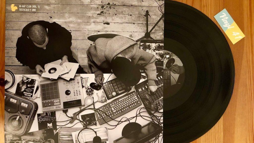 Hi-Hat Club Vol. 1 - Testiculo Y Uno