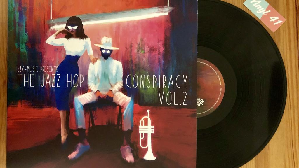 The Jazz Hop Conspiracy Vol. 2