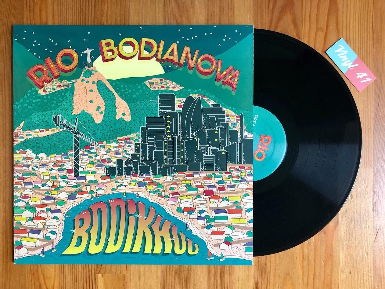 Bodikhuu - Rio