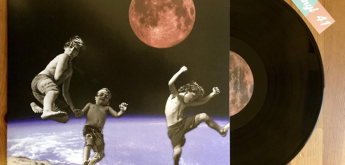 El Jazzy Chavo - Echoes From Another Cosmogony