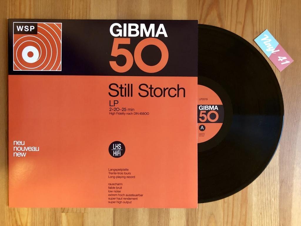 Gibmafuffi - Still Storch LP