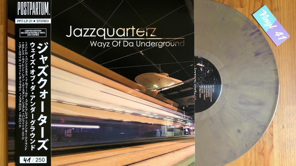 Jazzquarterz - Wayz Of Da Underground